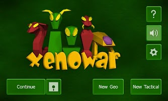 Screenshot of Xenowar