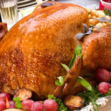Holiday Roast Turkey with Herb Stuffing
