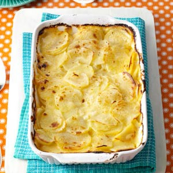 Simple Au Gratin Potatoes Recipe | Yummly