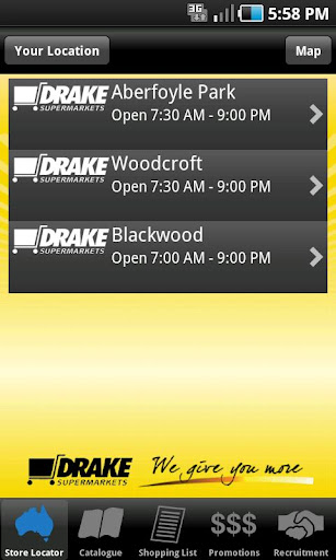 - Drakes APP v1.0 - Drake & Co Estate Agents
