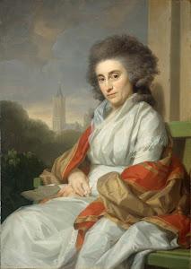 RIJKS: Johann Friedrich August Tischbein: painting 1795