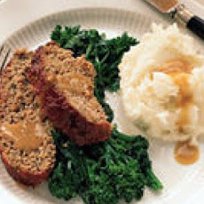 Martha Stewart's All American Meatloaf
