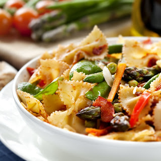 Vegetarian Pasta Primavera Recipes