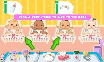 Screenshot of Cute Daycare