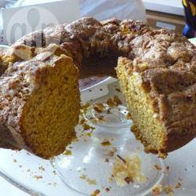 Quick Raisin Spice Cake