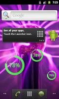 Screenshot of Battery level PRO