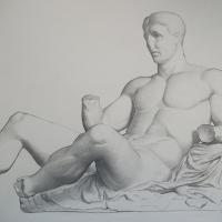 David Bargue Plate