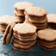 Speculoos Cookie Sandwiches