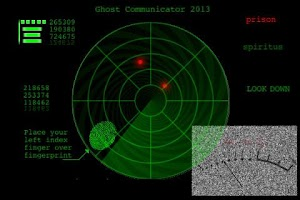 Screenshot of Ghost Communicator 13 Detector