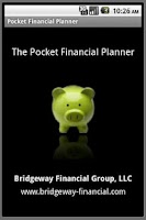 Screenshot of The Pocket Financial Planner