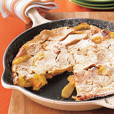 Dutch Baby Apple Pancake