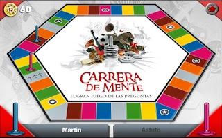 Screenshot of Carrera de Mente