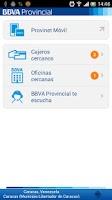 Screenshot of BBVA Cerca de Ti