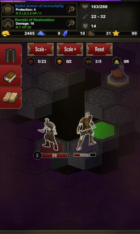 Dungeon Adventure: Heroic Ed. Screenshot 1