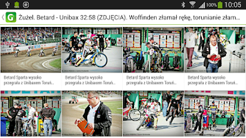 Screenshot of Gazeta Wrocławska