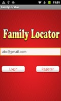 Screenshot of AutoSoft Family Locator