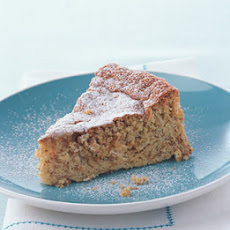 Cardamom Apple Almond Cake