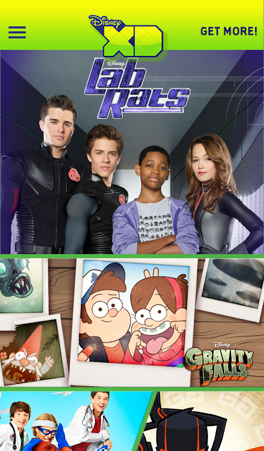 Disney XD - Watch & Play! Screenshot 7