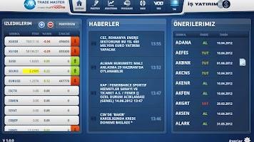 Screenshot of TradeMaster HD