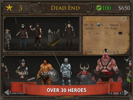 Dark Frontier - screenshot