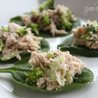 Tuna Salad Wraps
