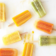 Coconut-Water Ice Pops