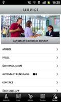 Screenshot of Autostadt