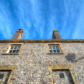 lewes east sussex uk  by Mark West - Buildings & Architecture Architectural Detail
