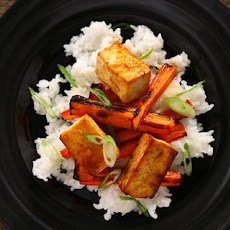 Basic Asian Broiled Tofu Recipe