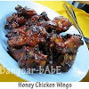 Honey Chicken Wing