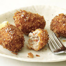 Serrano Ham and Chicken Croquettes