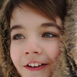 Being Silly by Cheryl Korotky - Babies & Children Child Portraits