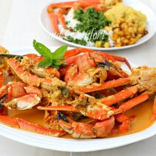 Crab Curry Recipes