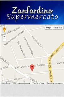 Supermercato Zanfardino - screenshot