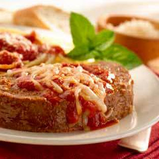 Hearty Meatloaf Parmesan