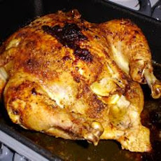 Robust Garlic Baked Chicken