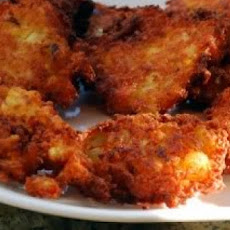 Low Fat Sweet Potato Latkes