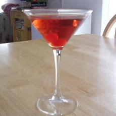 Tasty Toffee Apple Martini