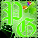 GOWidget Theme PoisnGreen-Free icon