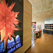The Bookstore at Chihuly Garden & Glass