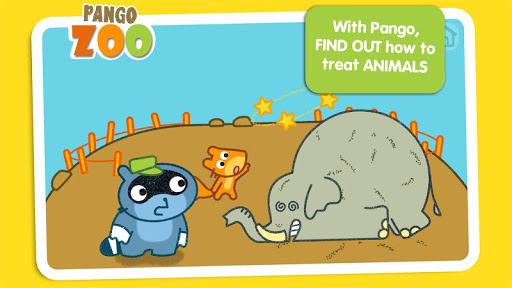 Pango Zoo - screenshot