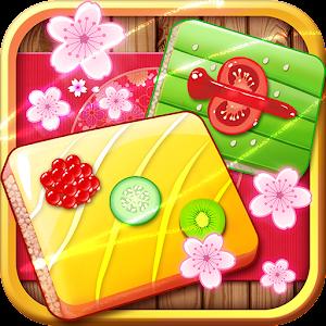 Cover art Sushi Mahjong Deluxe