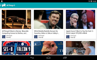 Screenshot of PaperBoy - Offline News Reader