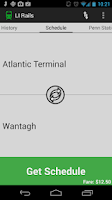 Screenshot of LIRR Long Island Railroad