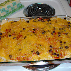 Corn & Black Bean Casserole
