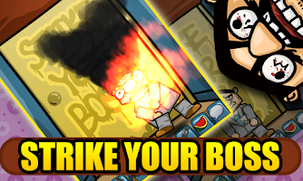 Screenshot of Strike Your Boss