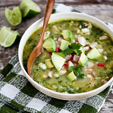 IRRESISTIBLE GREEN POZOLE