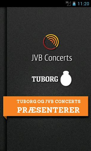JVB Concerts