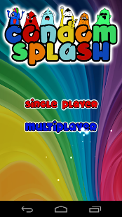Condom splash - screenshot