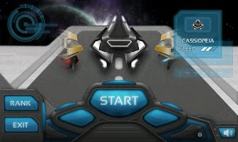 Screenshot of Missile Dodge